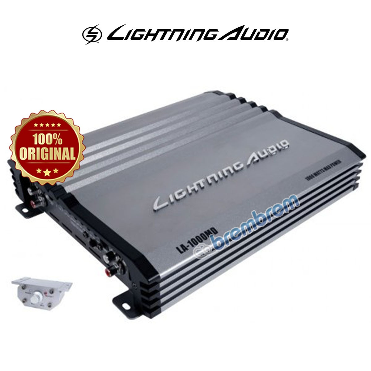 LIGHTNING AUDIO LA1000MD - POWER MONOBLOCK