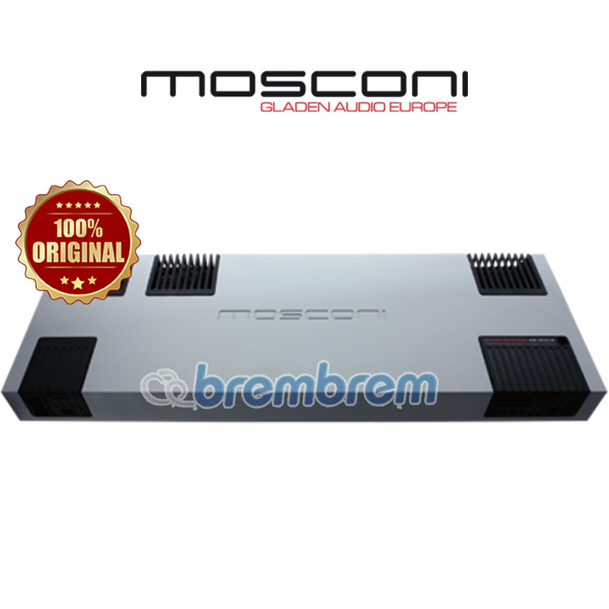 MOSCONI AS 300.2 - POWER 2 CHANNEL