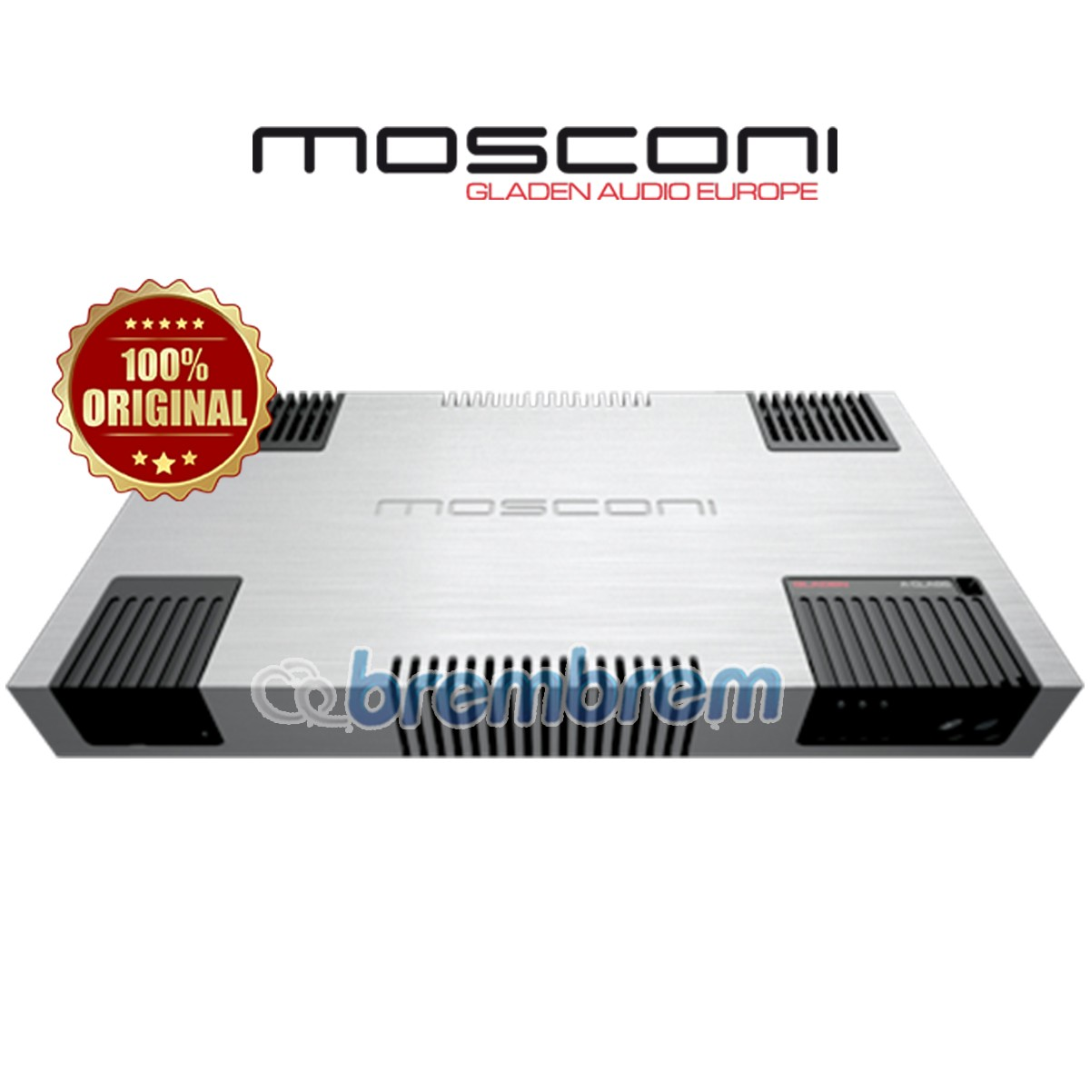 MOSCONI A CLASS - POWER 2 CHANNEL