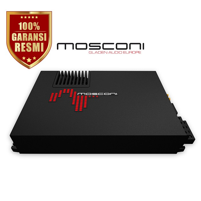 MOSCONI ONE 1000.1D - POWER MONOBLOCK (PREORDER)
