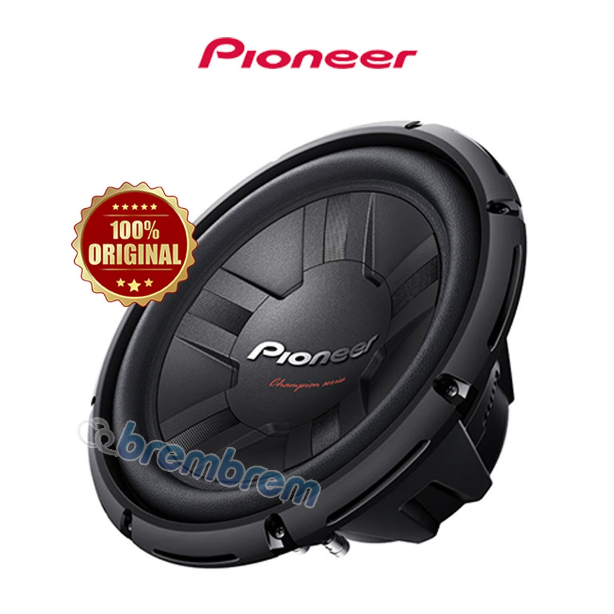 PIONEER TS W311D4 - SUBWOOFER PASIF