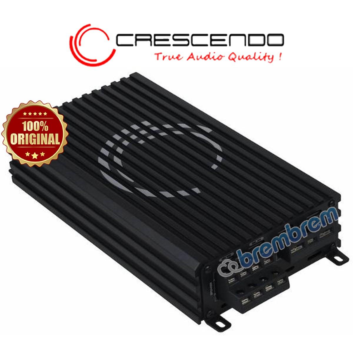 CRESCENDO EVO 1A4 - POWER 4 CHANNEL