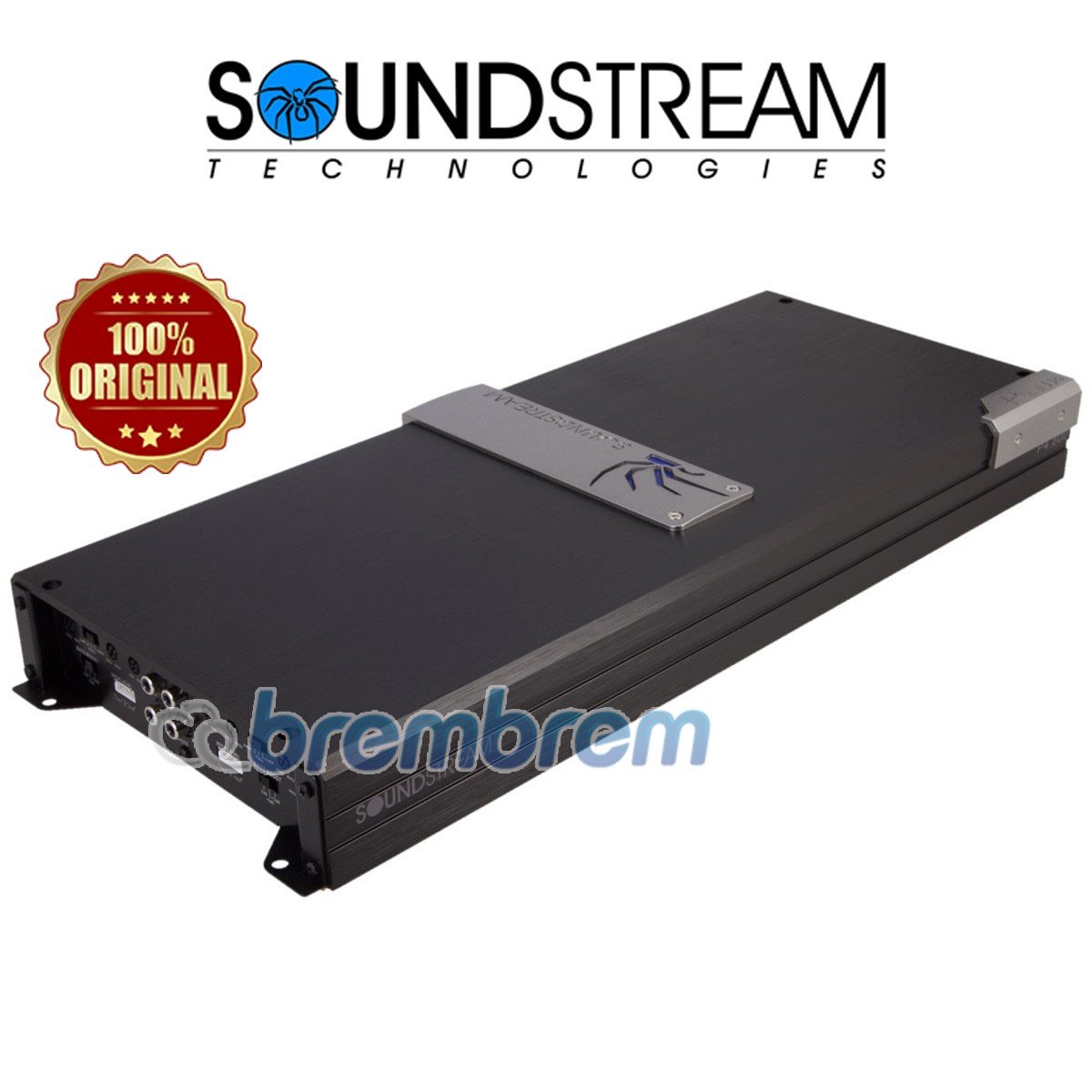 SOUNDSTREAM P4.800 - POWER 4 CHANNEL