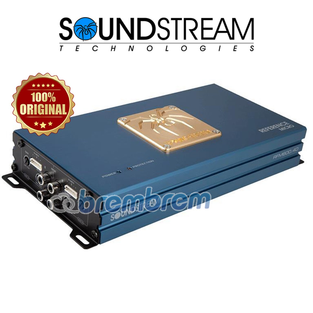 SOUNDSTREAM RFM600.4D - POWER 4 CHANNEL