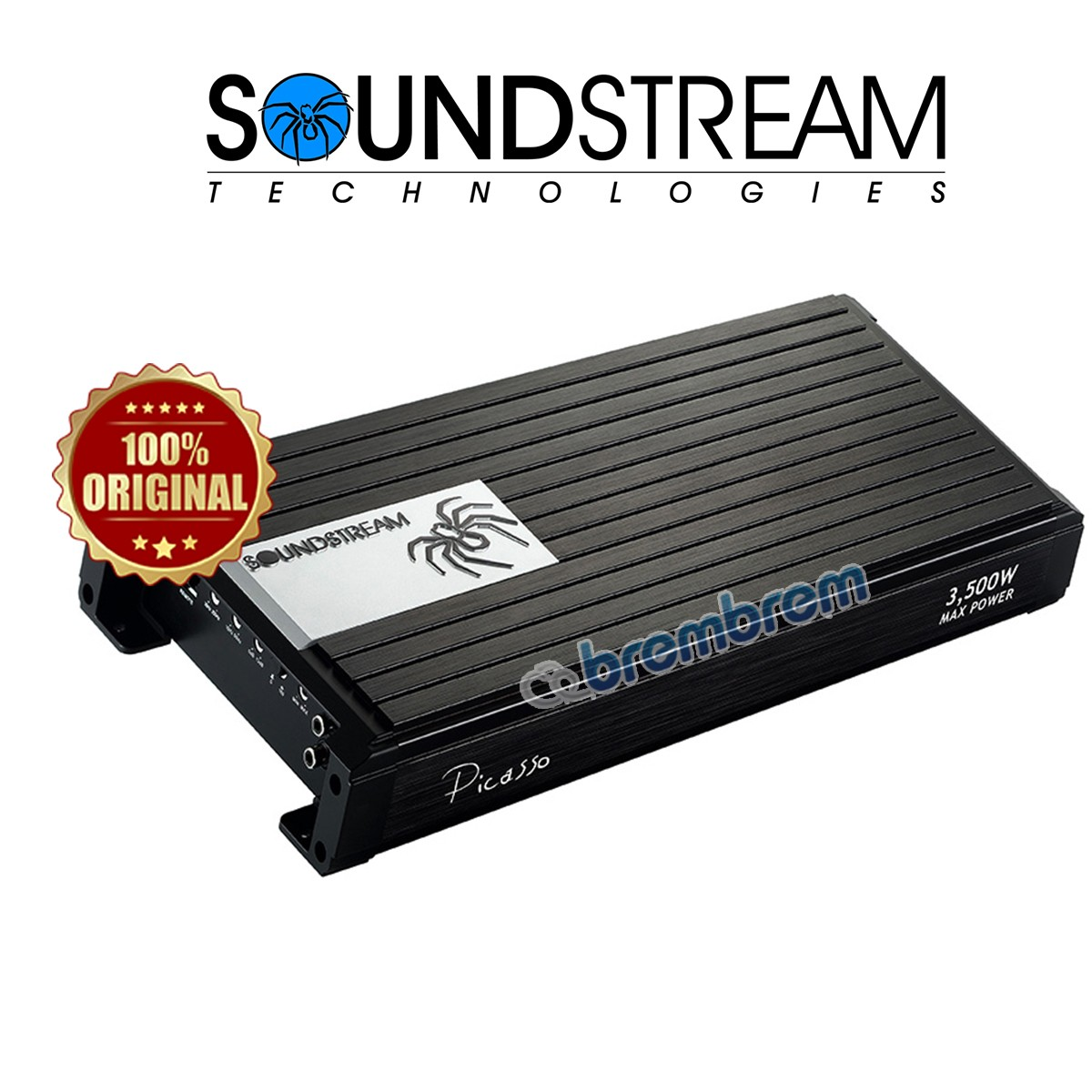SOUNDSTREAM PA1.3500D - POWER MONOBLOCK (PREORDER)