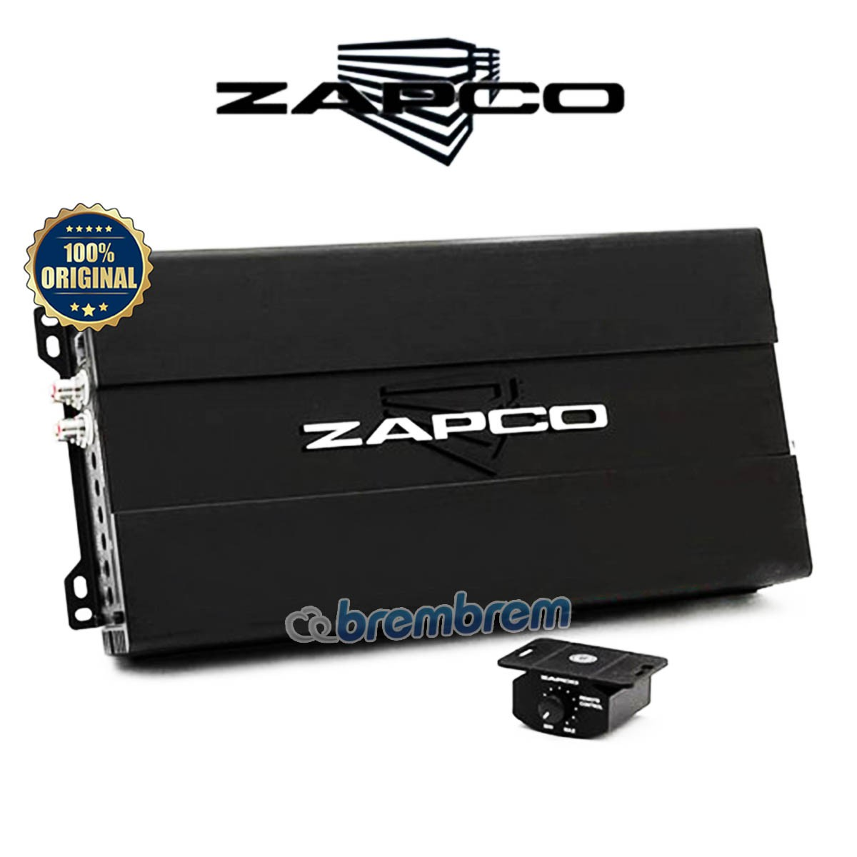 ZAPCO ST-4X II - POWER 4 CHANNEL