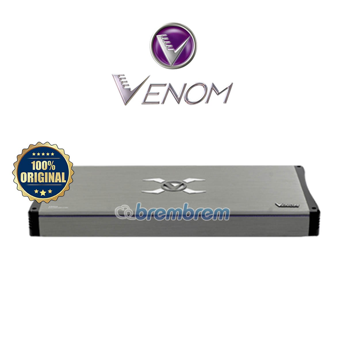 NEW VENOM X SERIES V590X - POWER 5 CHANNEL