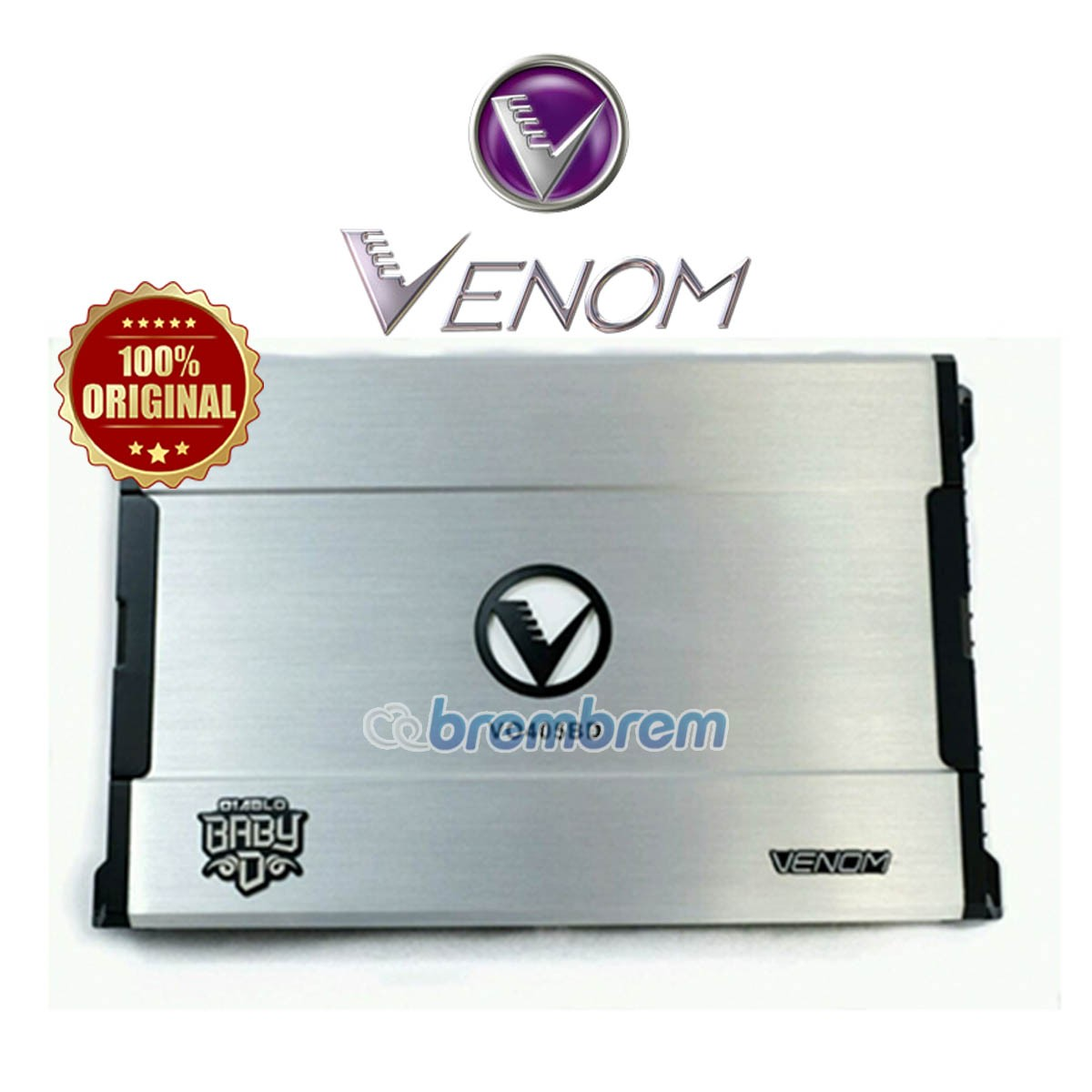VENOM BABY DIABLO VO 405BD - POWER 4 CHANNEL