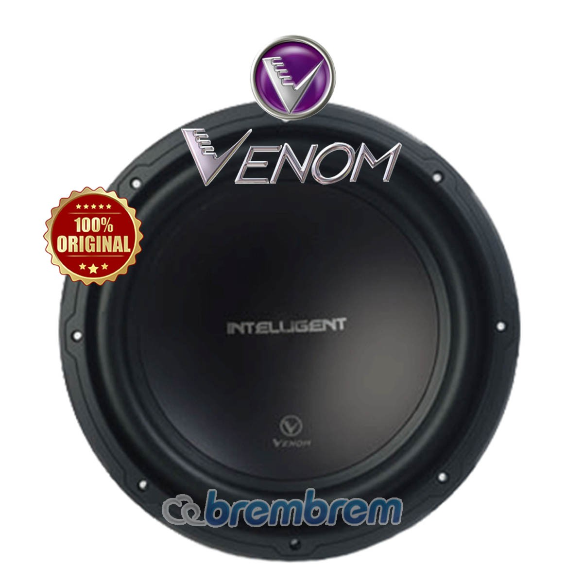 VENOM INTELLEGENT SERIES VI10DC - SUBWOOFER PASIF