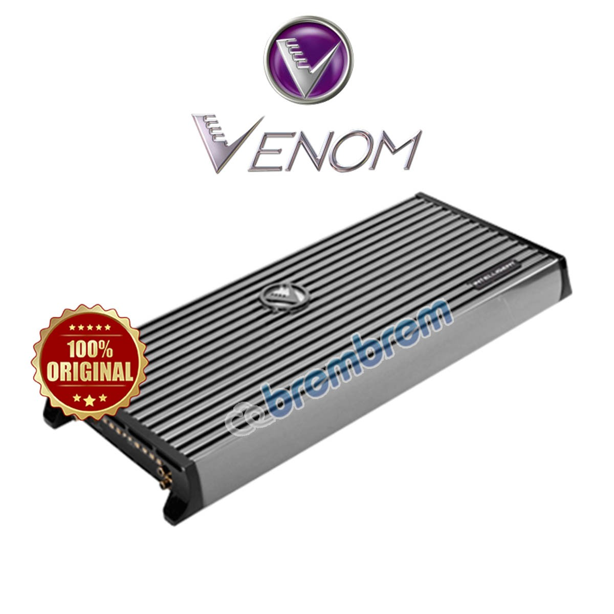VENOM INTELLEGENT SERIES VI200.2 - POWER 2 CHANNEL