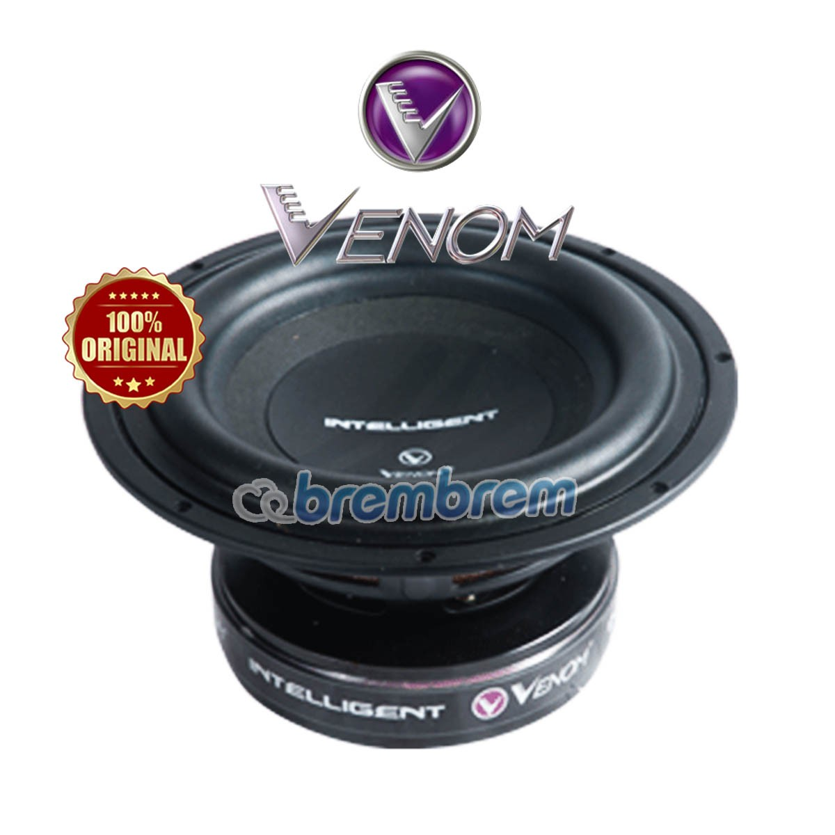 VENOM INTELLEGENT SERIES VI8W - SUBWOOFER PASIF