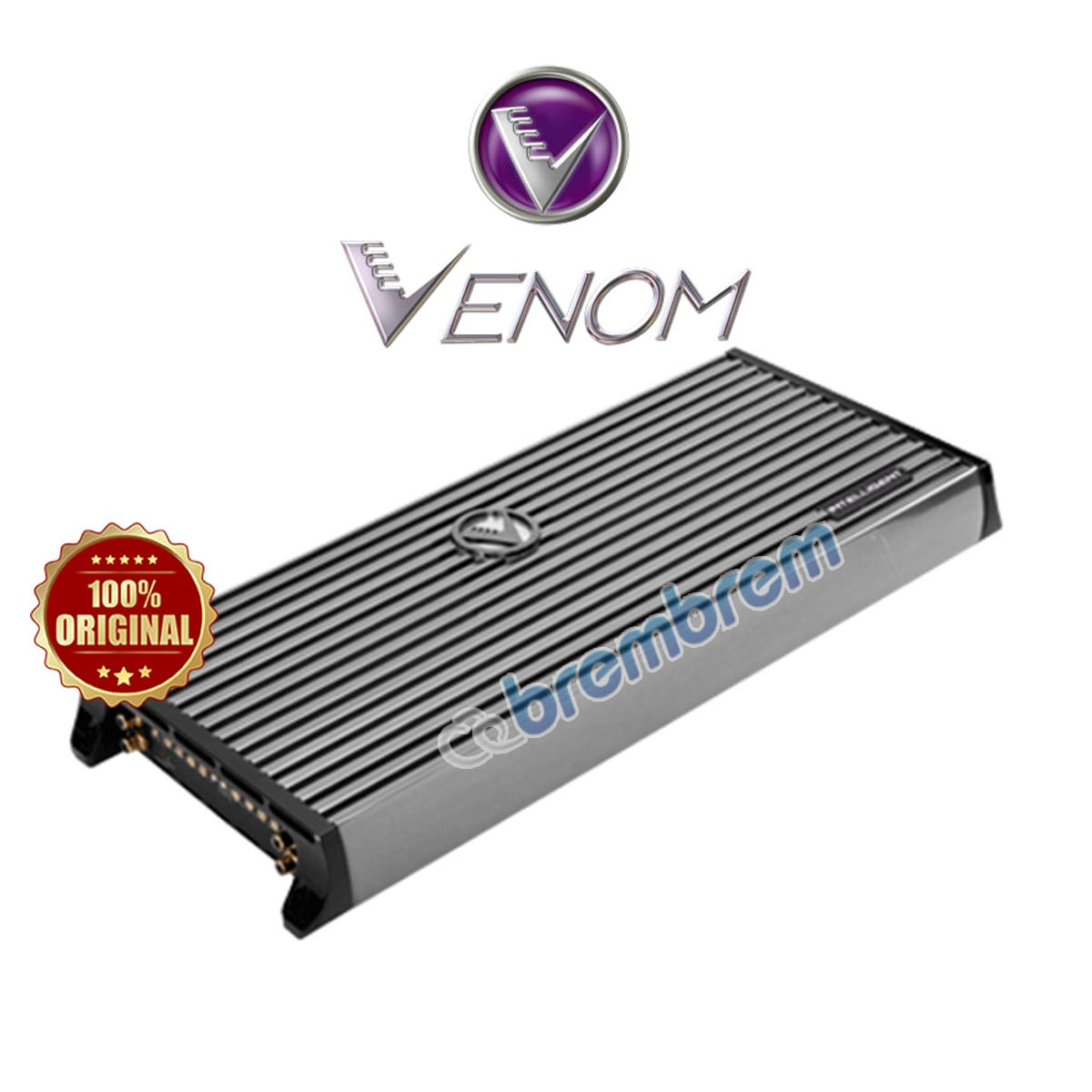 VENOM INTELLEGENT SERIES VI150.4 - POWER 4 CHANNEL