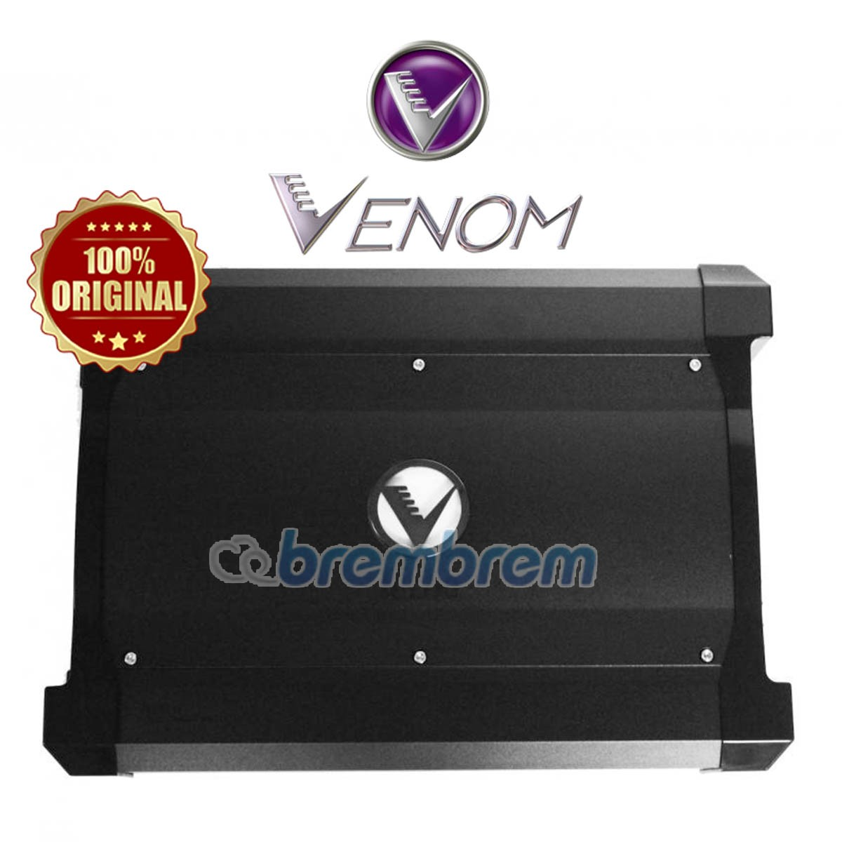 VENOM TURBO SERIES V406TO - POWER 4 CHANNEL