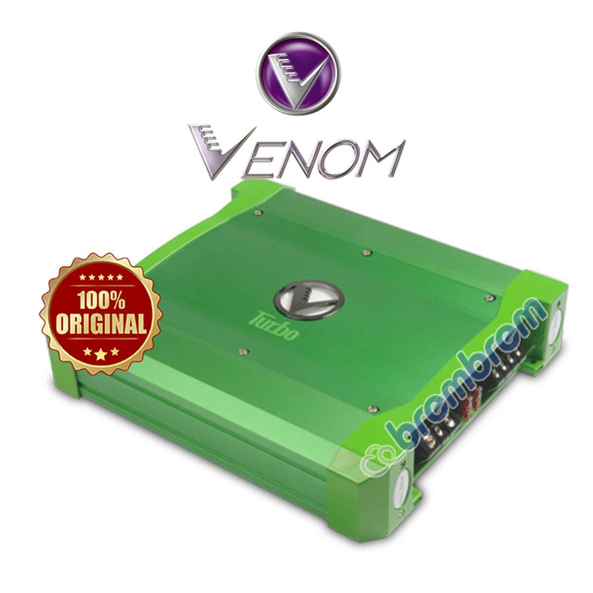 VENOM TURBO SERIES V500.1TO - POWER MONOBLOCK