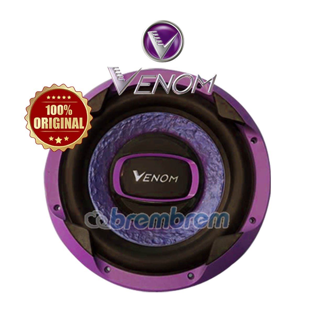 VENOM TURBO SERIES VX12TO - SUBWOOFER PASIF