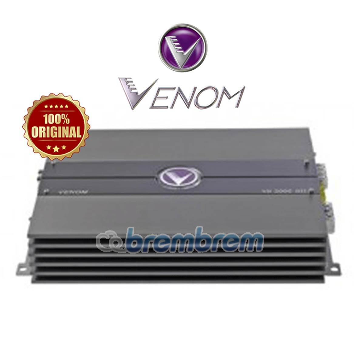VENOM VERTIGO SERIES VT 600.1 - POWER MONOBLOCK