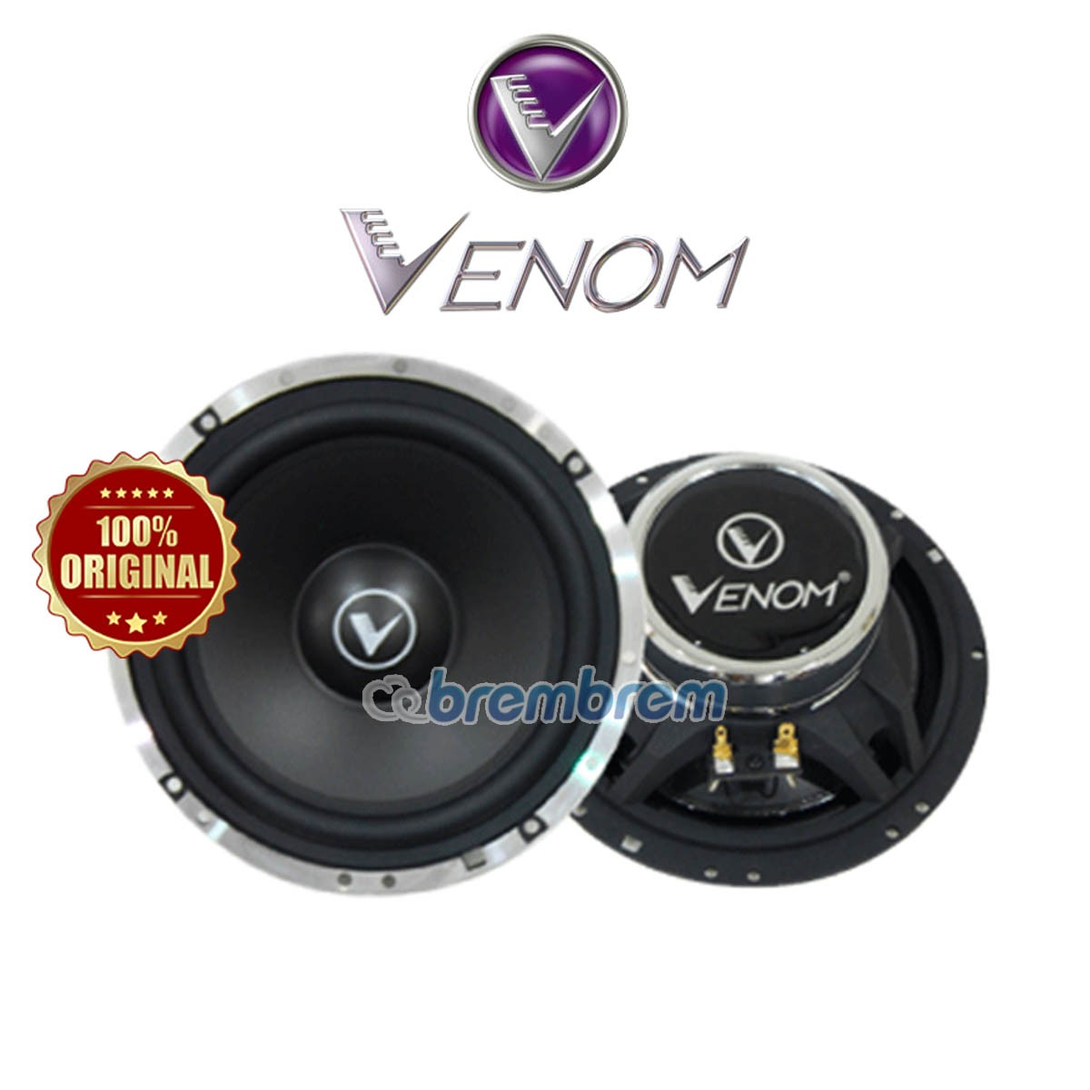 NEW VENOM X SERIES VX6XII - SPEAKER 2 WAY
