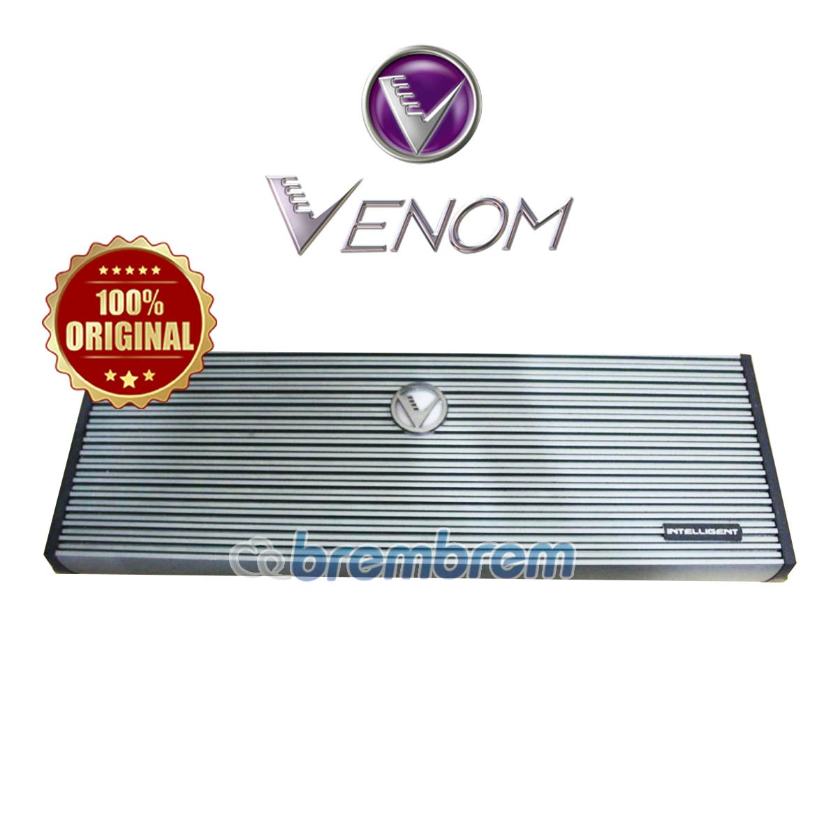 VENOM INTELLEGENT SERIES VI500.1D - POWER MONOBLOCK