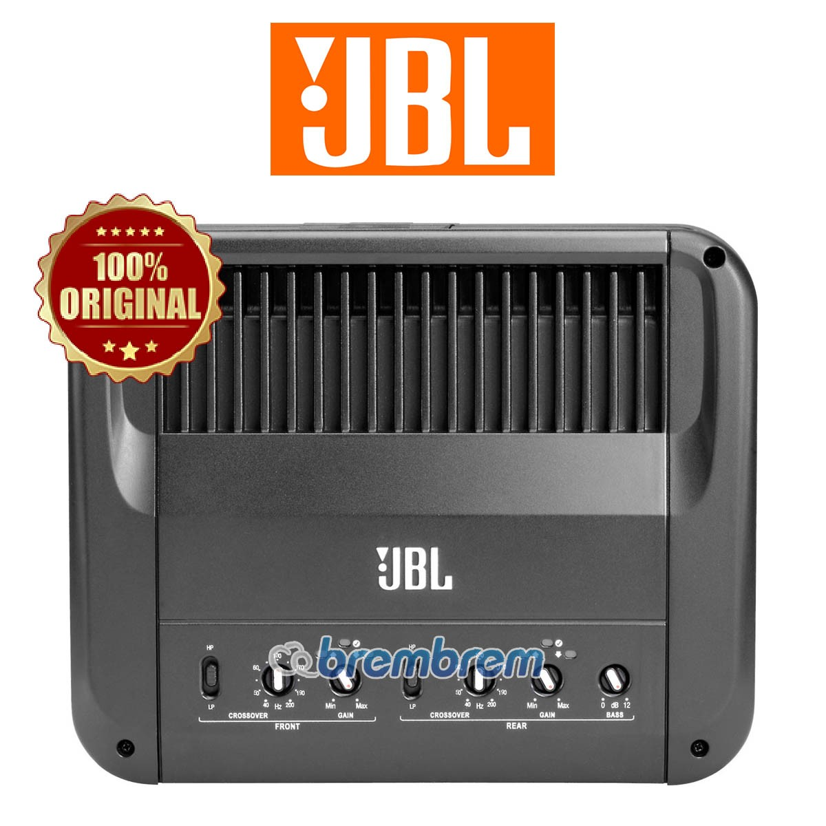 JBL GTO 804EZ - POWER 4 CHANNEL