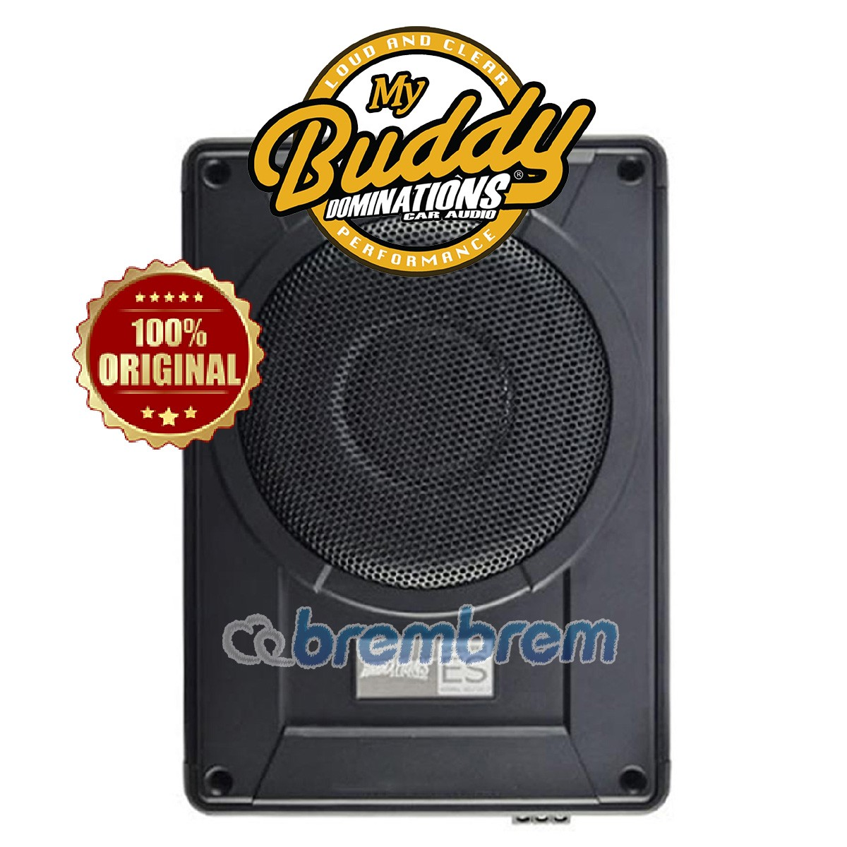 DOMINATIONS ES 8 - SUBWOOFER AKTIF