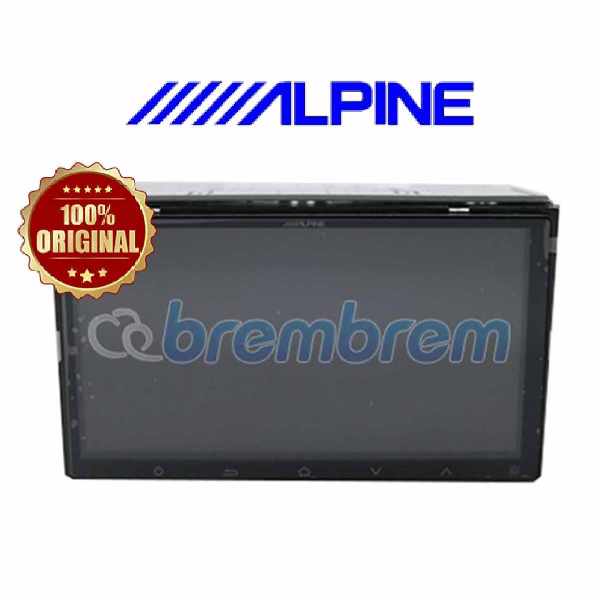 ALPINE IXE W400E - HEADUNIT DOUBLE DIN