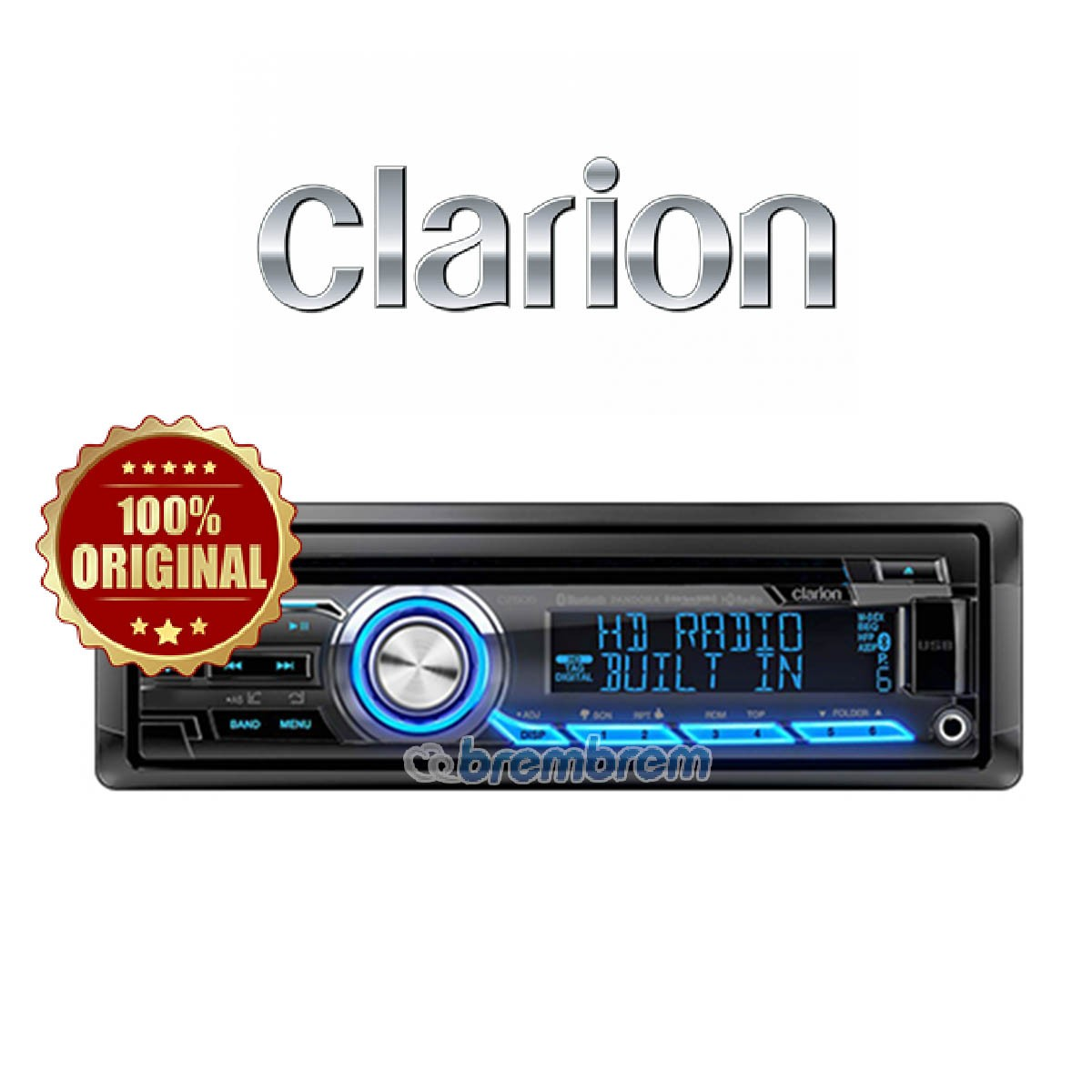 CLARION CZ 315 A - HEAD UNIT SINGLE DIN