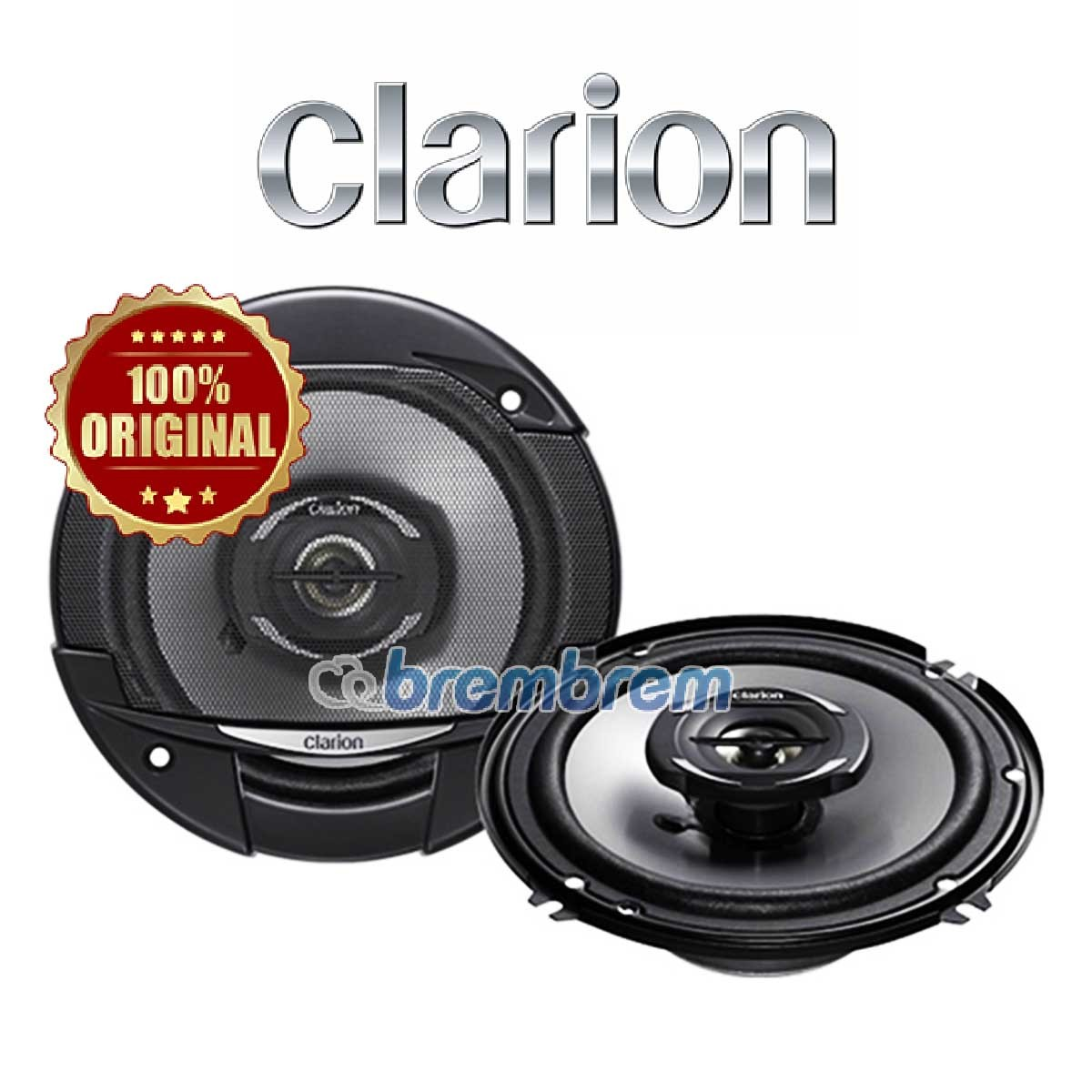 CLARION SRG 1622R - SPEAKER COAXIAL