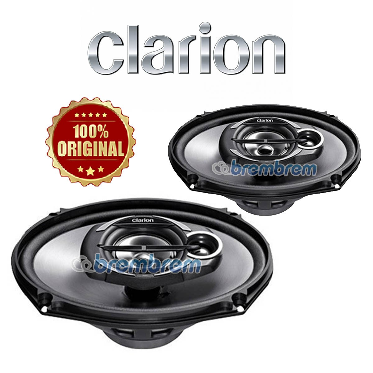 CLARION SRG 6932S - SPEAKER COAXIAL