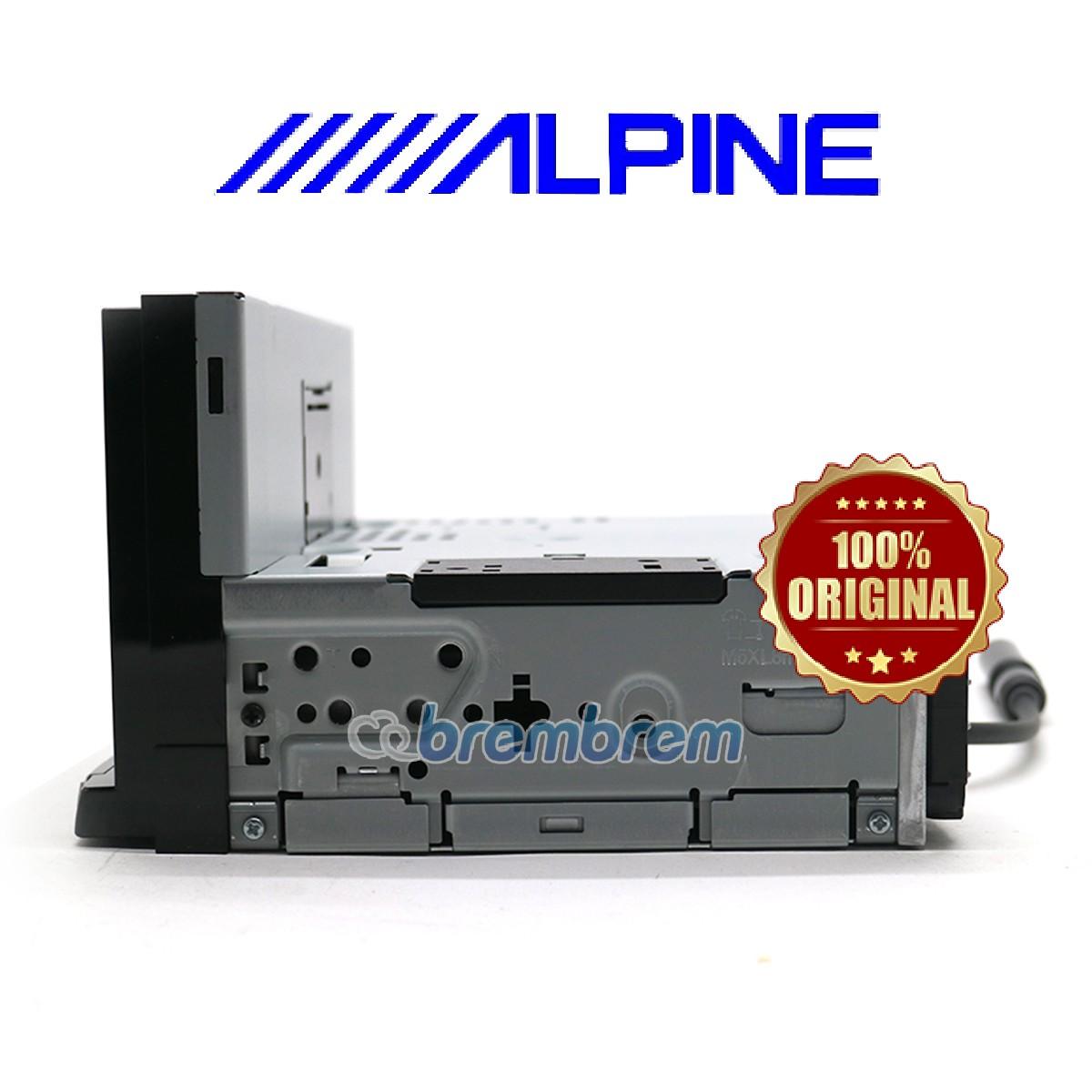 ALPINE iLX-702D - HEAD UNIT DOUBLE DIN