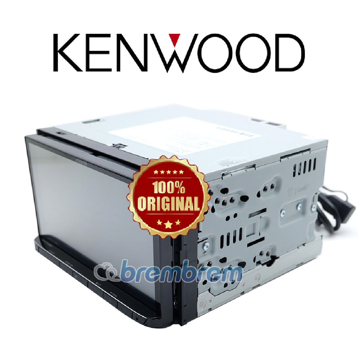 KENWOOD DMX 7018BT - HEAD UNIT DOUBLE DIN