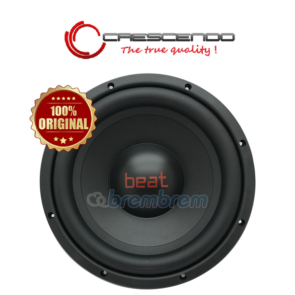 CRESCENDO BEAT 10 - SUBWOOFER PASIF