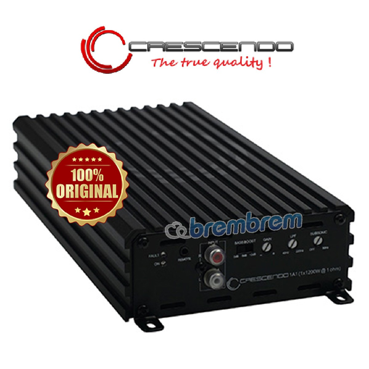 CRESCENDO EVO 1A1 - POWER MONOBLOCK