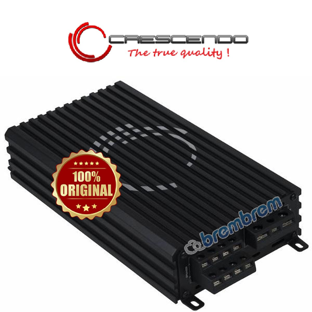 CRESCENDO EVO 1A4 - POWER 4 CHANNEL