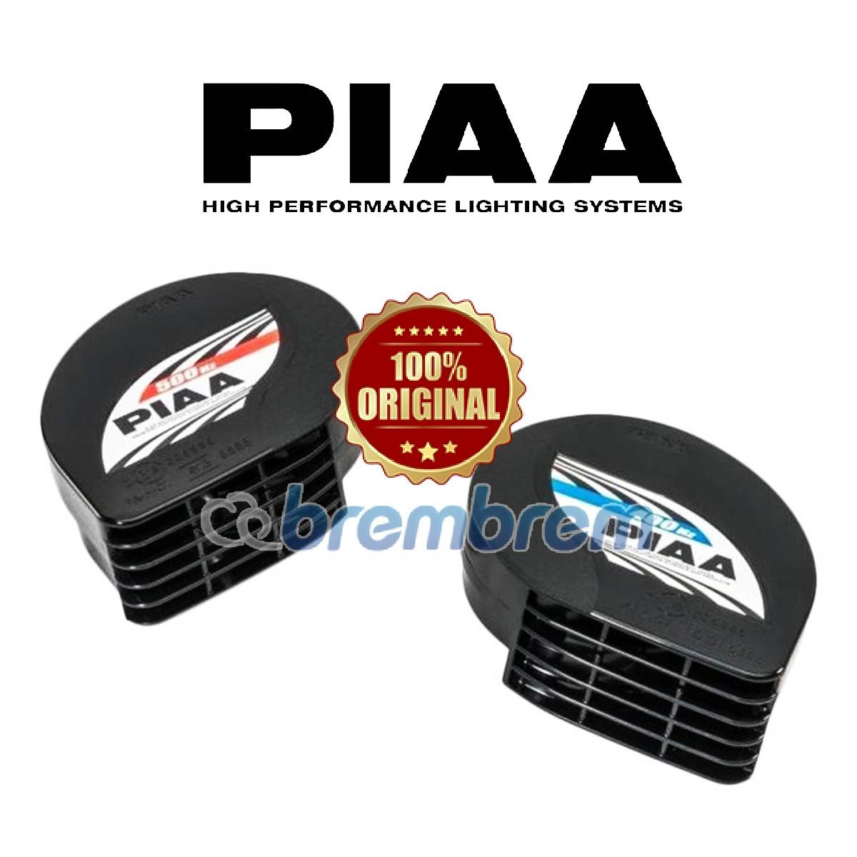 PIAA SLEDER HORN - KLAKSON MOBIL