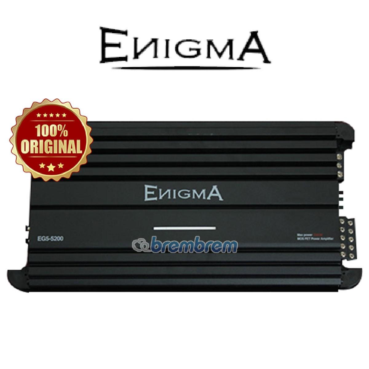 ENIGMA EG5 5200 - POWER 5 CHANNEL