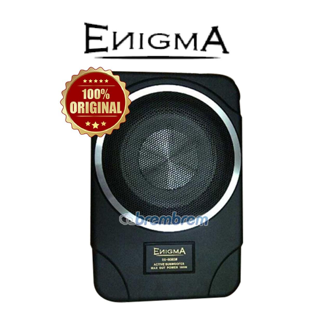 ENIGMA EG 808SW - SUBWOOFER AKTIF