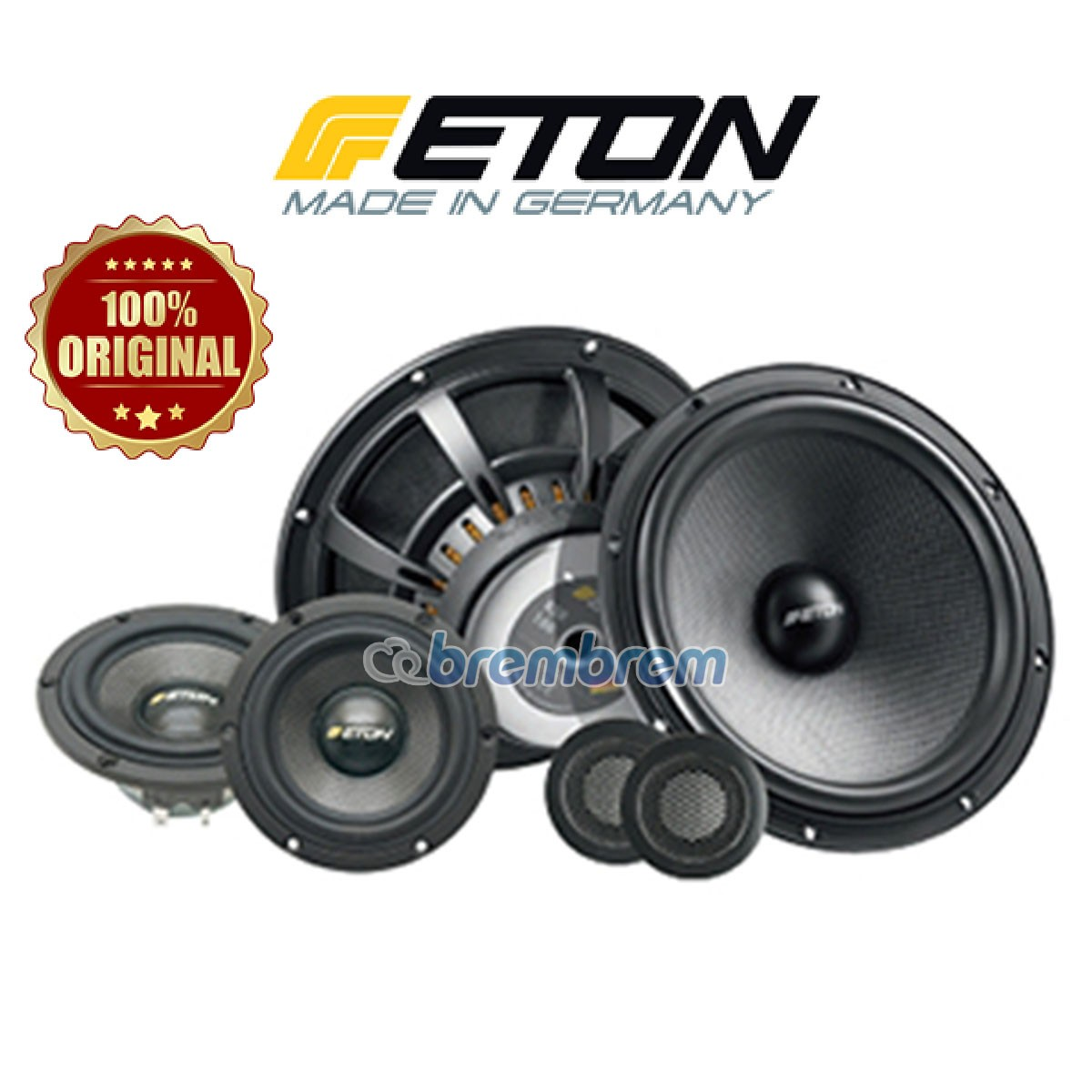 ETON RSR 370 - SPEAKER 3 WAY
