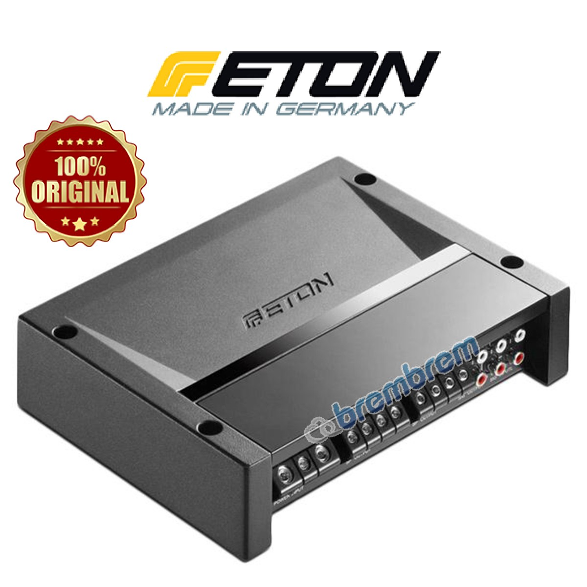 ETON SDA 100.4 - POWER 4 CHANNEL