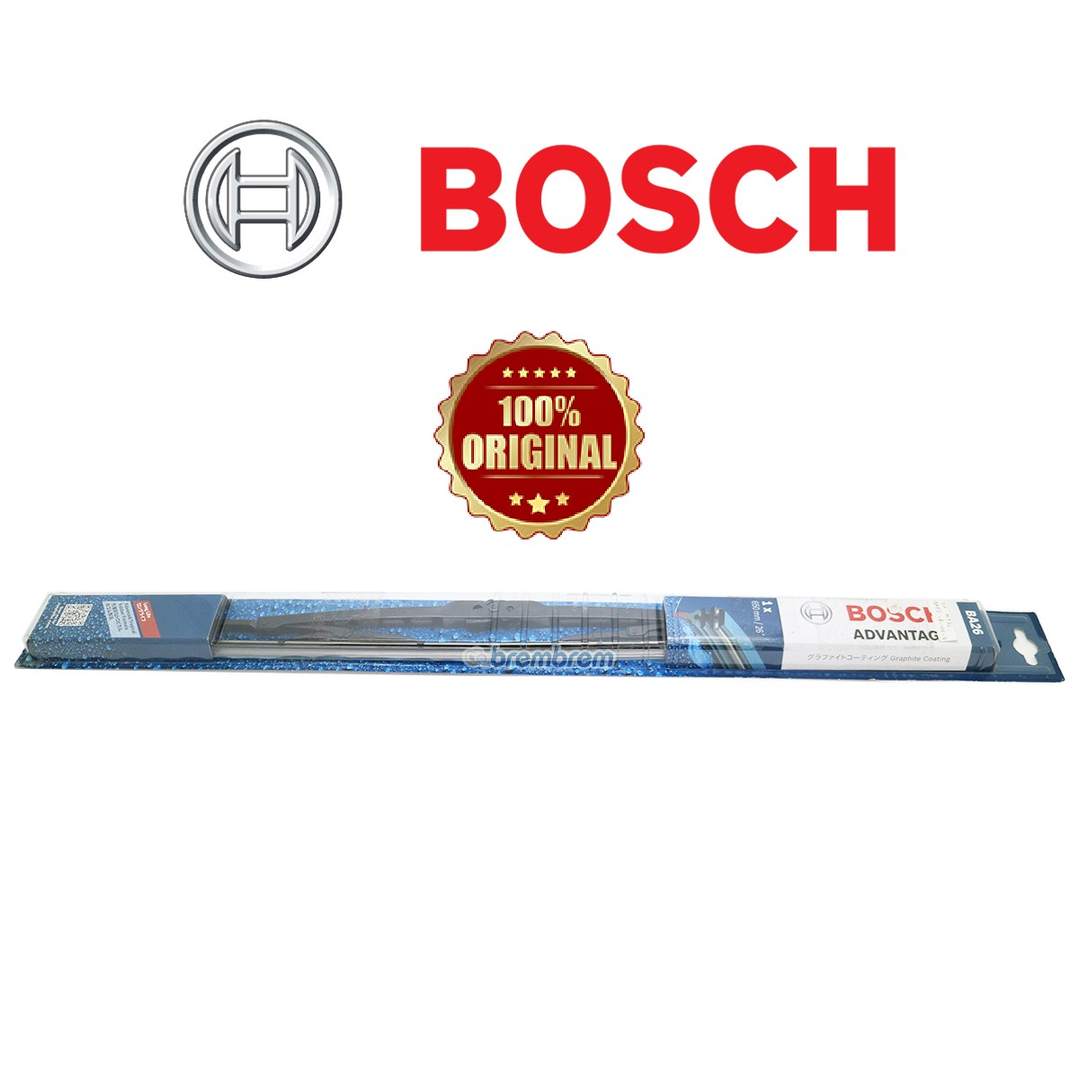 "BOSCH ADVANTAGE BA22 - WIPER (22"")"
