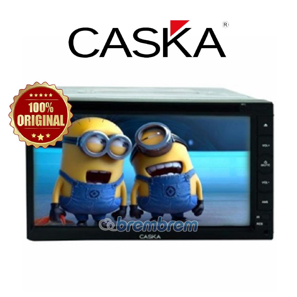 CASKA CA1620 FIT SERIES - HEADUNIT DOUBLE DIN