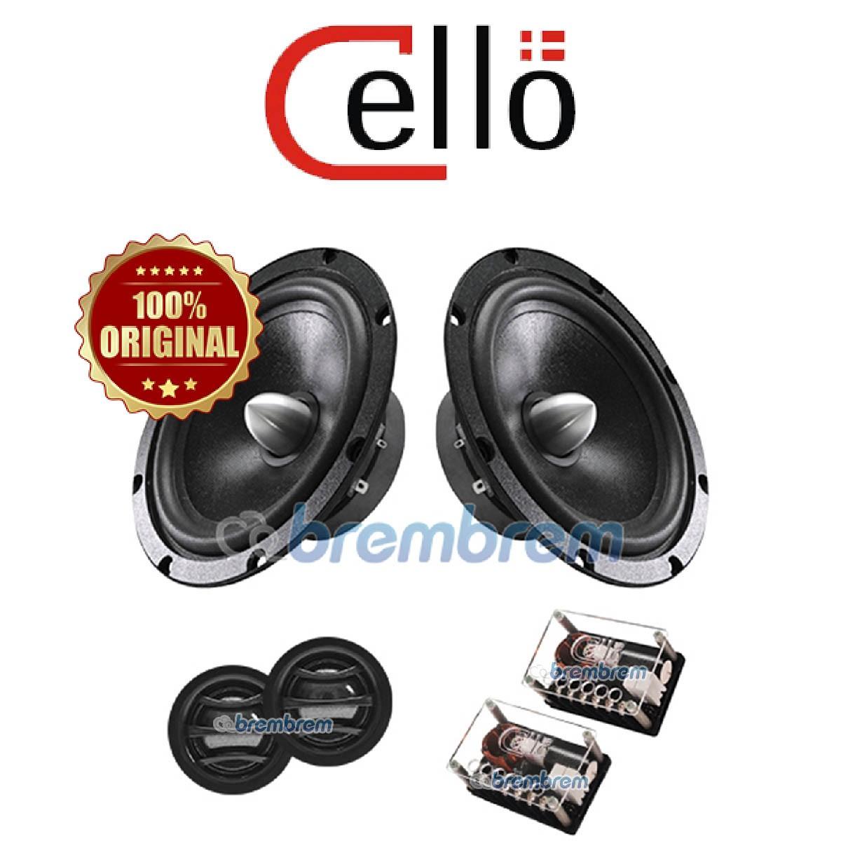 CELLO CLASSIC 1 - SPEAKER 2 WAY