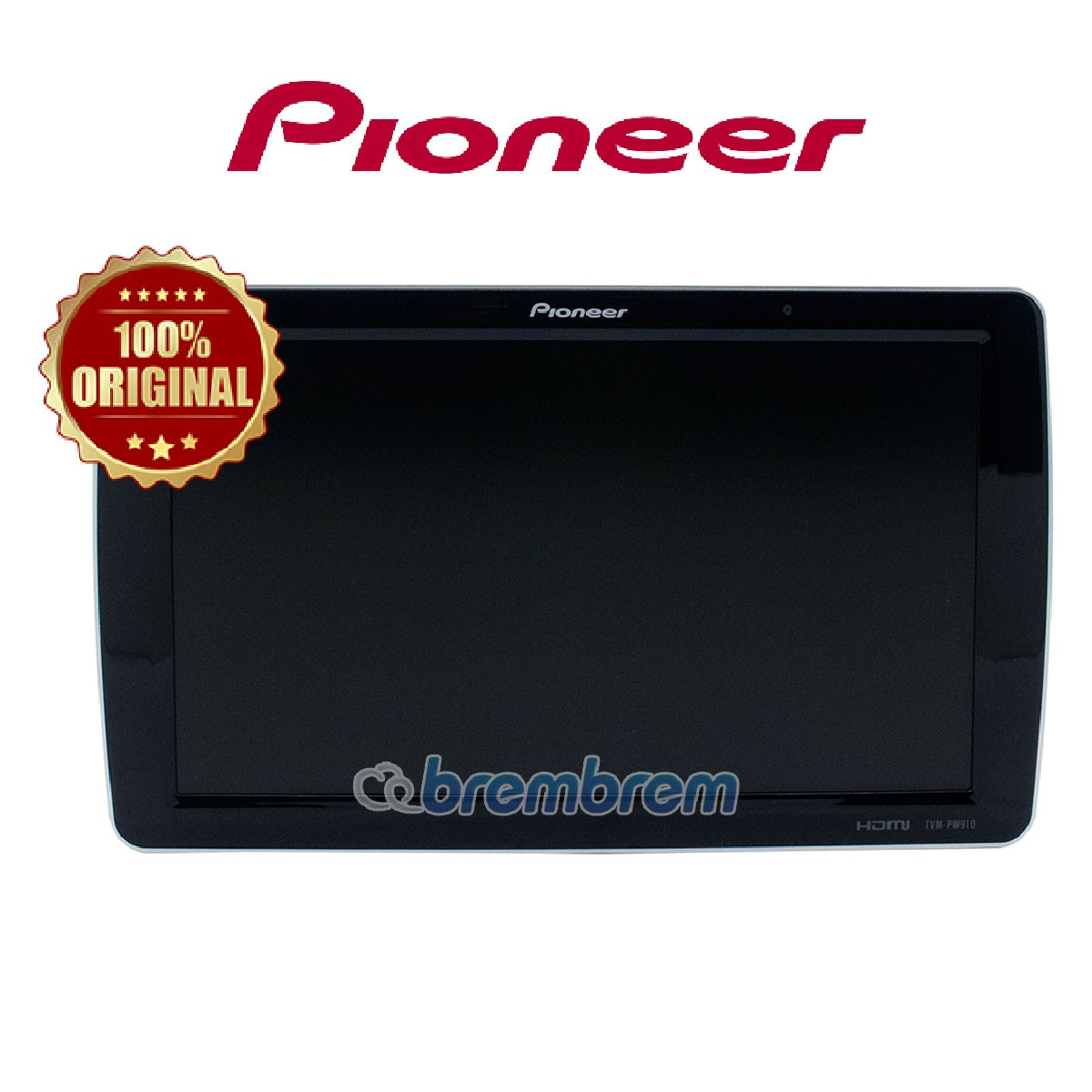 PIONEER TVM-PW910T - HEADREST MONITOR