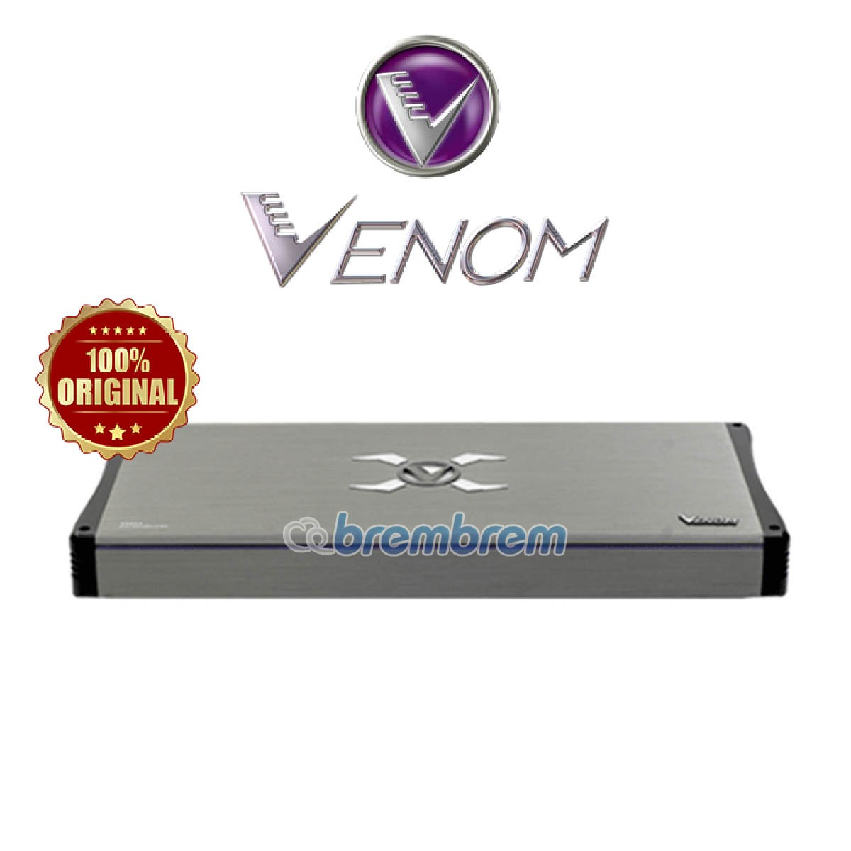 NEW VENOM X SERIES V590X - POWER 5 CHANNEL