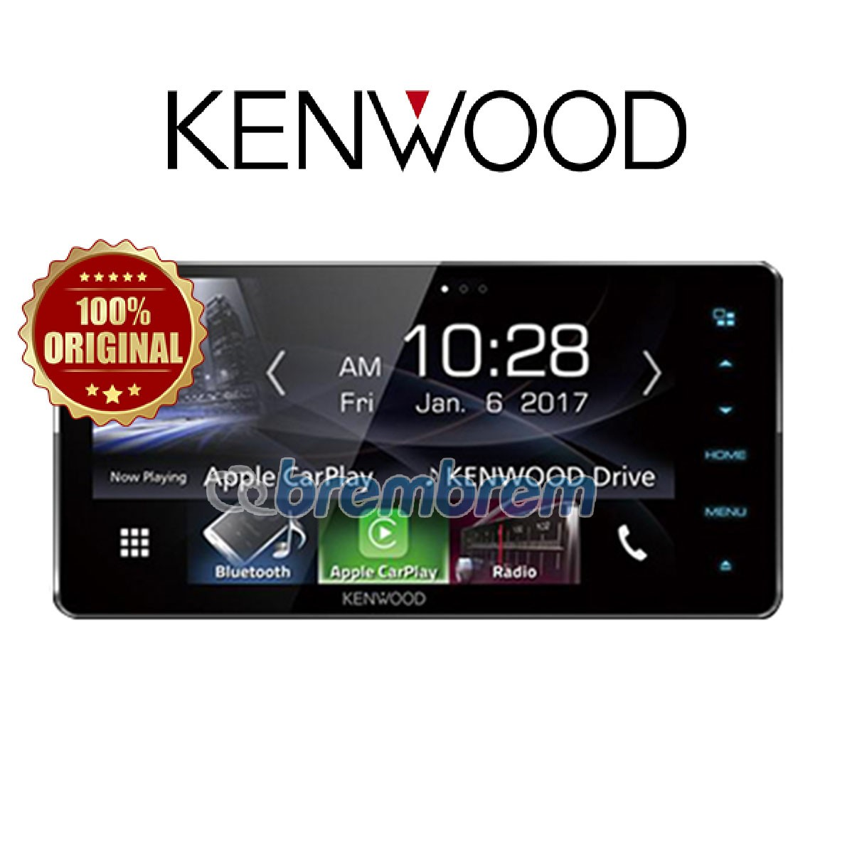 KENWOOD DDX917WS (SPECIAL FOR YOYOTA) - HEAD UNIT DOUBLE DIN