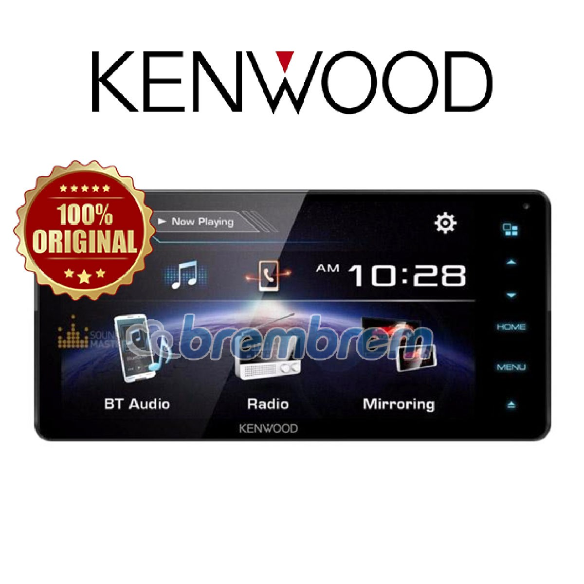 KENWOOD DDX717WBT (SPECIAL FOR TOYOTA) - HEAD UNIT DOUBLE DIN