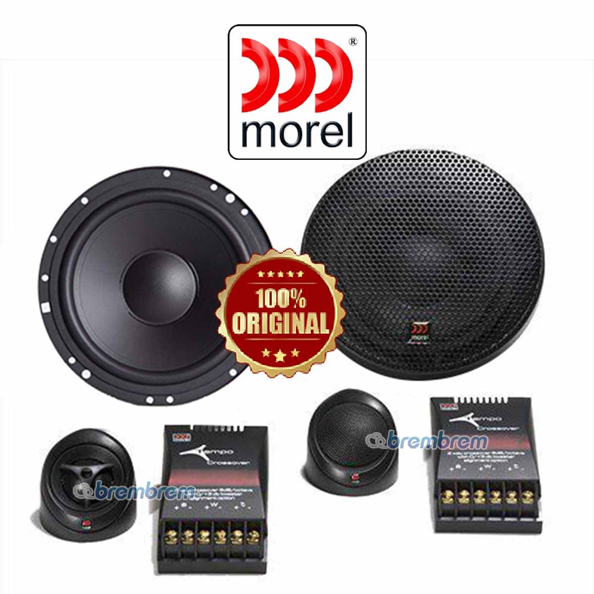 MOREL TEMPO - SPEAKER 2 WAY