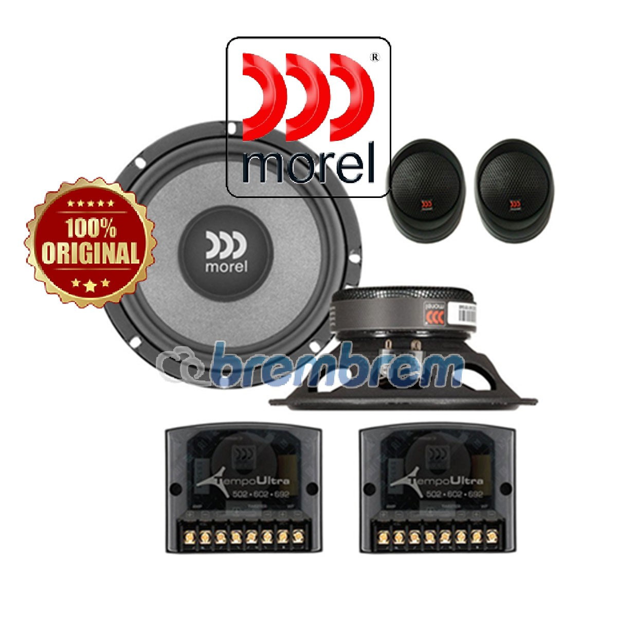MOREL TEMPO ULTRA 602 - SPEAKER 2 WAY