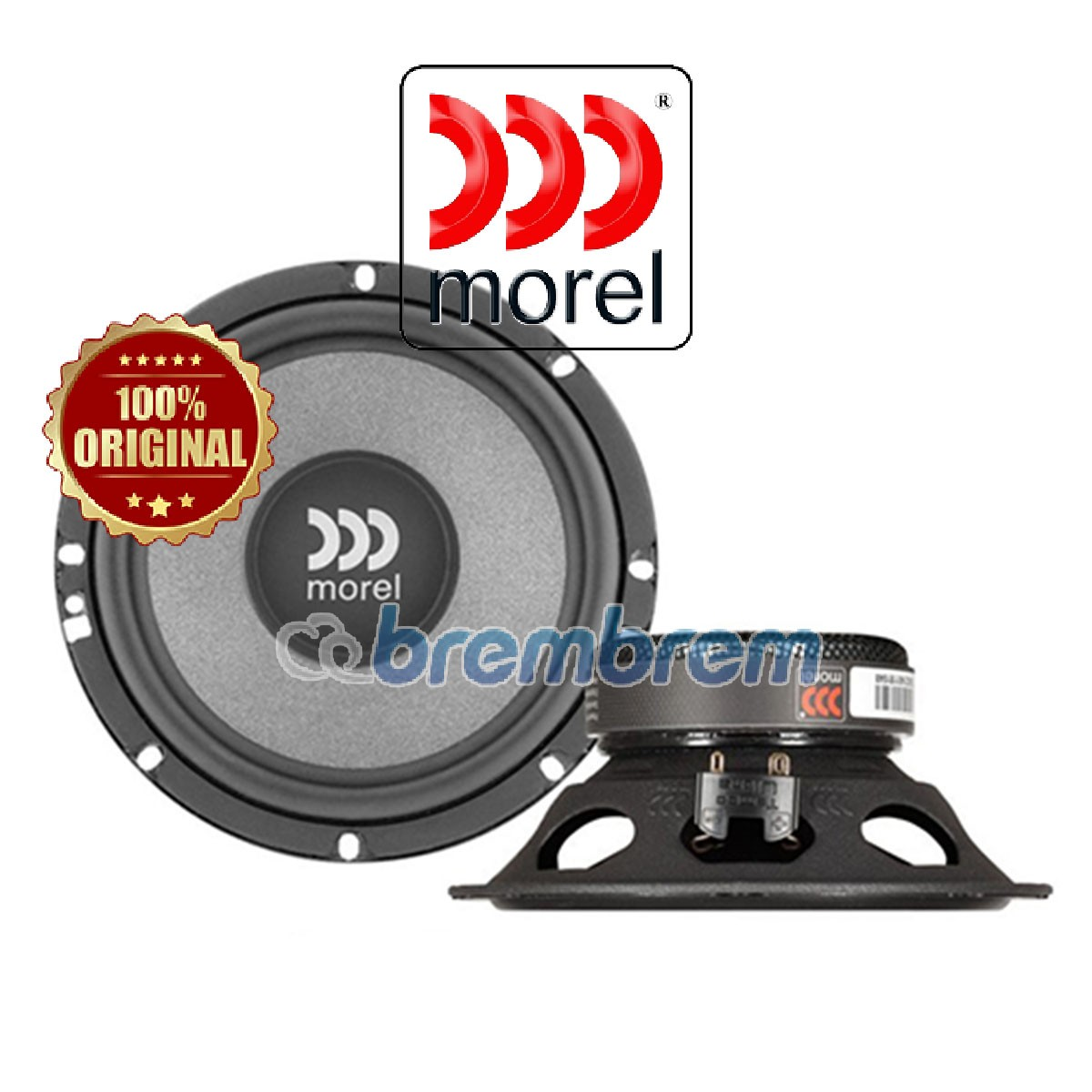 MOREL TEMPO ULTRA 602 - SPEAKER 2 WAY [RECOMMEND]