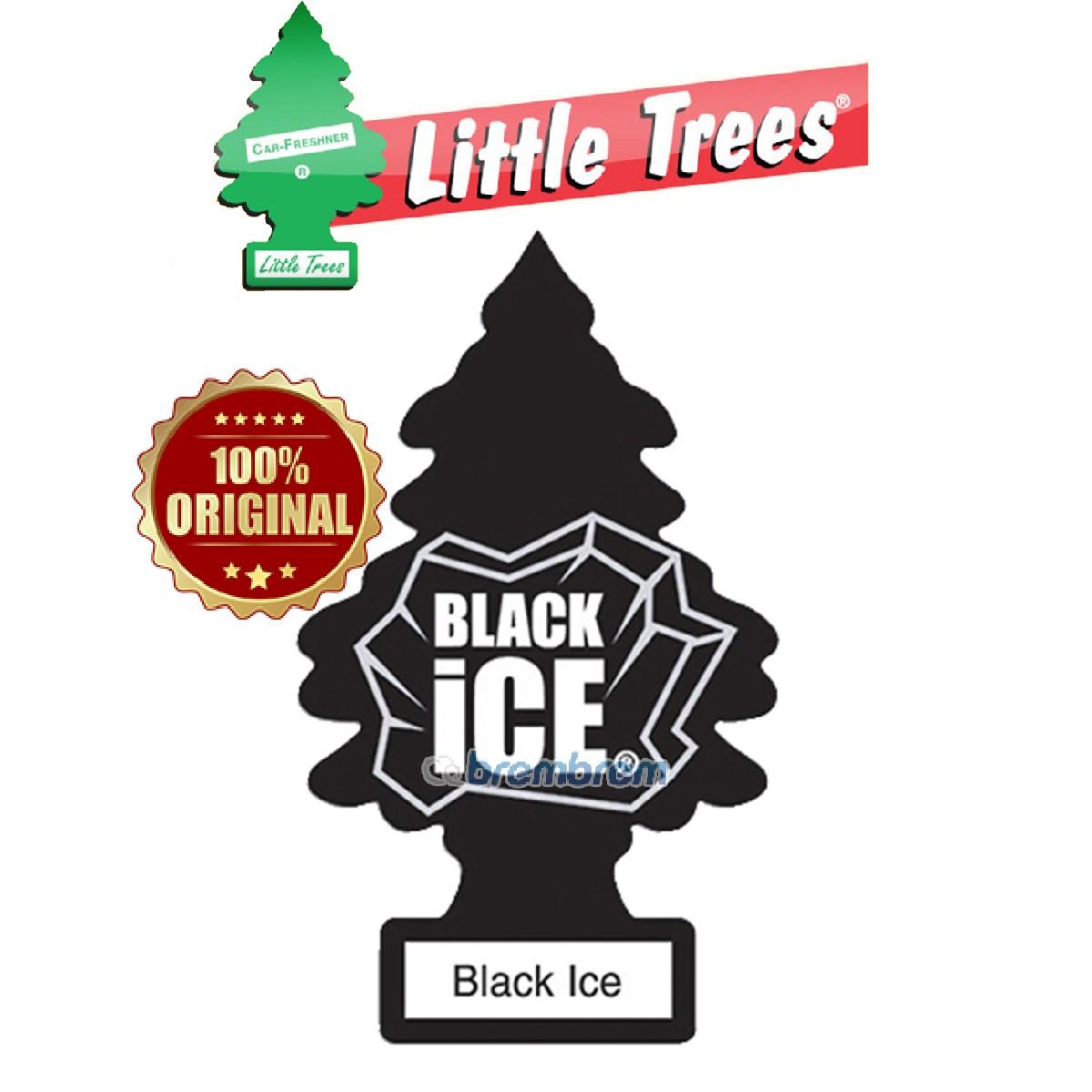 LITTLE TREES BLACK ICE - PENGHARUM MOBIL