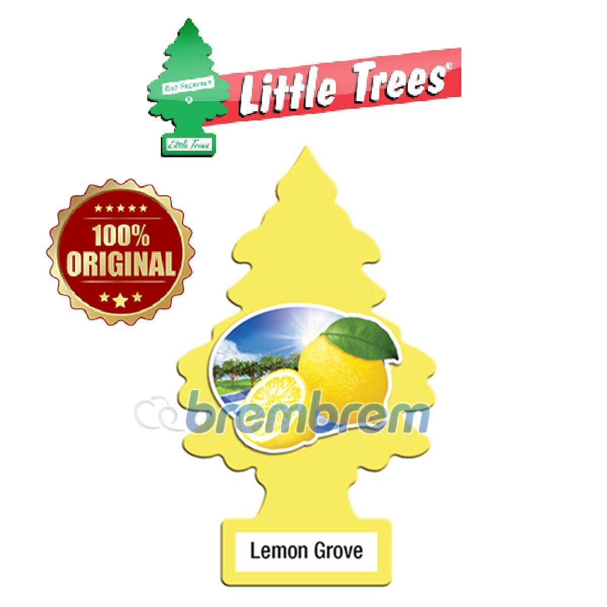LITTLE TREES LEMON GROVE - PENGHARUM MOBIL